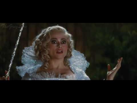 Cinderella   2015   Transform by Godmother Scene