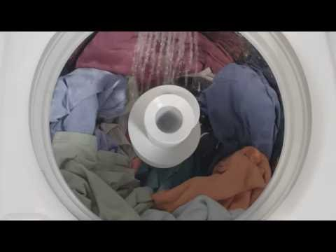GE APPLIANCES TOP LOAD WASHER - DEEP RINSE