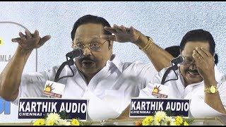 Video Durai Murugan Speech at அ.தி.மு.க அரசு கண்டித் கண்டனம் பொதுக்கூட்டம் |STV MP3, 3GP, MP4, WEBM, AVI, FLV Oktober 2018