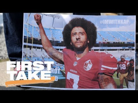 Colin Kaepernick has 'virtually' no case against NFL for collusion | First Take | ESPN