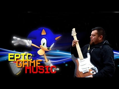 Sonic The Hedgehog Labyrinth Zone // Epic Game Music