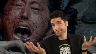 The Walking Dead: Season 6 episode 7 (Glenn's Fate Revealed)