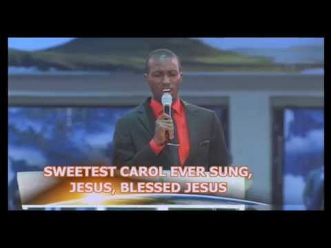 Bishop Oyedepo:Faith Tabernacle Mass Choir:The Great Physician @ Winners Canaan Land