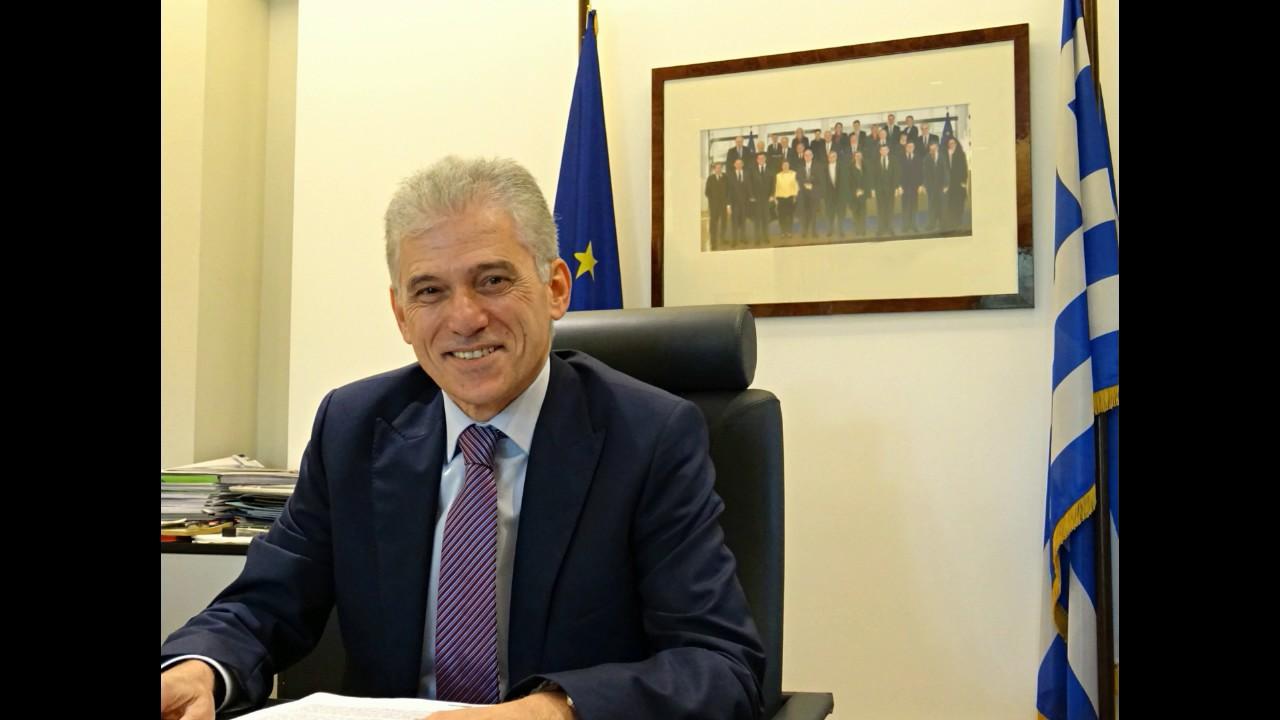 Ο Επικεφαλής της Ευρωπαϊκής Επιτροπής στην Ελλάδα κ. Πάνος Καρβούνης στον ΑΘΗΝΑ 9.84 (26/01/2017)