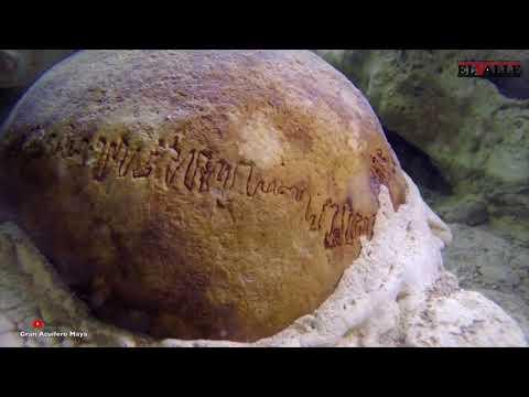 México: Descubren sitio arqueológico bajo el agua (VIDEO)