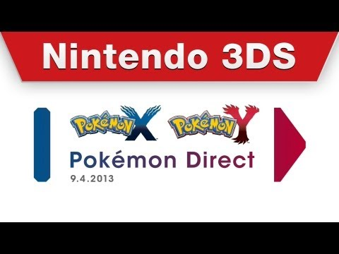 Nintendo - Official Site: http://pokemon.com/XY Like Nintendo on Facebook: http://www.facebook.com/Nintendo Follow us on Twitter: http://twitter.com/NintendoAmerica Con...