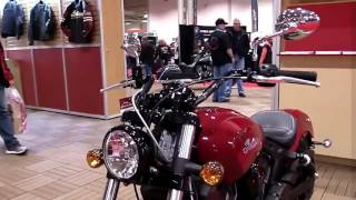 5. 2017 Indian Scout Sixty Naked Premium Features Edition First Impression Walkaround HD