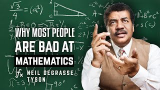 Why people are bad at mathematics? Asks neil degrasse Tyson to Richard dawkins. For Full Video - https://www.youtube.com/watch?v=4z4gISBuDVU Some other usefu...