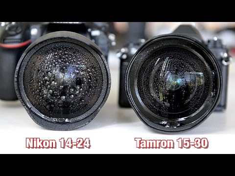 Tamron 15-30mm VC FULL REVIEW - vs Nikon 14-24mm