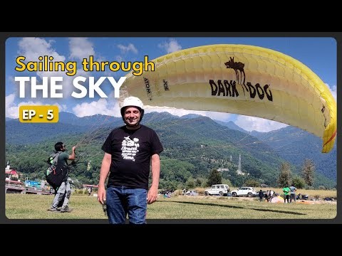 EP 5 Barot Valley  to Bir Billing  to Palampur    Himachal pradesh Paragliding