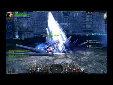 Dragon Nest SEA Apocalypse Solo lv40 SM no death