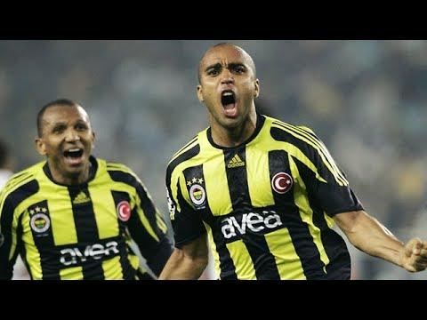 Fenerbahçe'nin Avrupa Golleri! (видео)