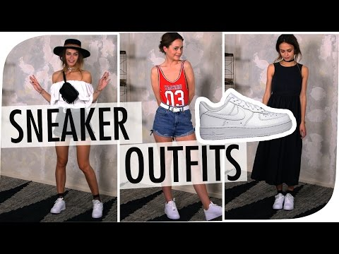 Sneaker Challenge | Outfit Ideen | mit AMissMelle und Jana von ASOS | #flipfashion