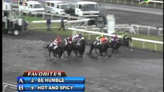 """RACE 4 HOT AND SPICY """"JAPAN RACING ASSOCIATION CUP"""" 09/08/2013"""