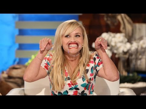 Reese Witherspoon Plays Speak Out With Ellen