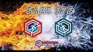 Face-Off Competition Escape Room at America's Escape Game Orlando