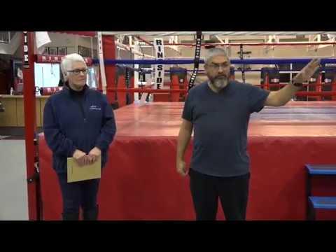 Waterloo Regional Boxing Academy giving back