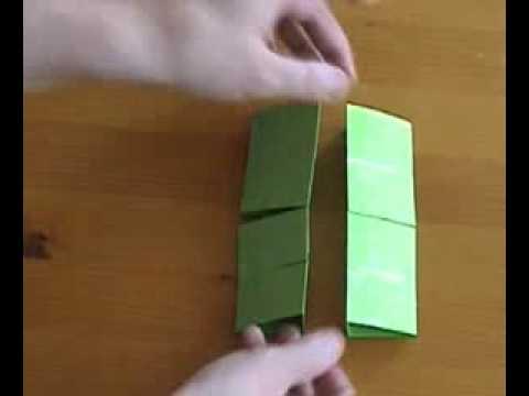 神奇到不可思議的變形摺紙,看完絕對讓你傻眼