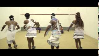 An example or our traditional Xhosa dance performance.