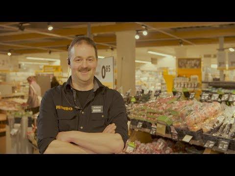 Jumbo Supermarkt jobclip Medewerker AGF