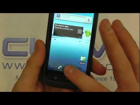 ZTE Libra Android Smartphone Hands On