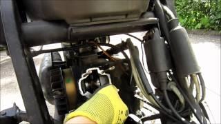 4. Kolben / Zylinderwechsel Piaggio 50ccm Motor in weniger als 10 min