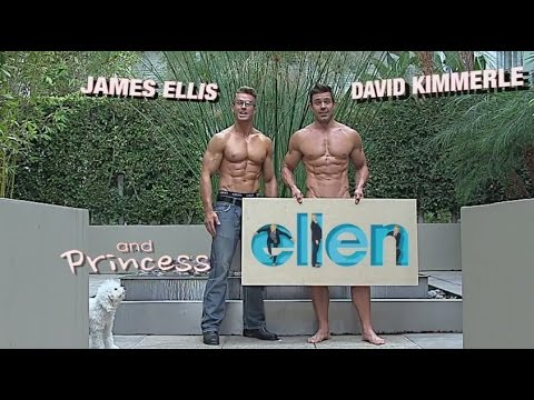 gardener - My goofy gardening buddy David Kimmerle & I (James Ellis) need your vote to be Ellen's new gardener(s). Please like this video and leave a comment in the comments section to influence Ellen...