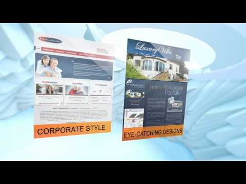 Customised Video Advert Template