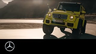 Mercedes G500 4x4²: AMG G63 6x6 Follow-up Revealed