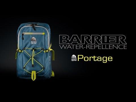 Відео огляд міського рюкзака Granite Gear Portage 29 Red Rock/Ember Orange/Flint