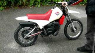 9. Yamaha PW80