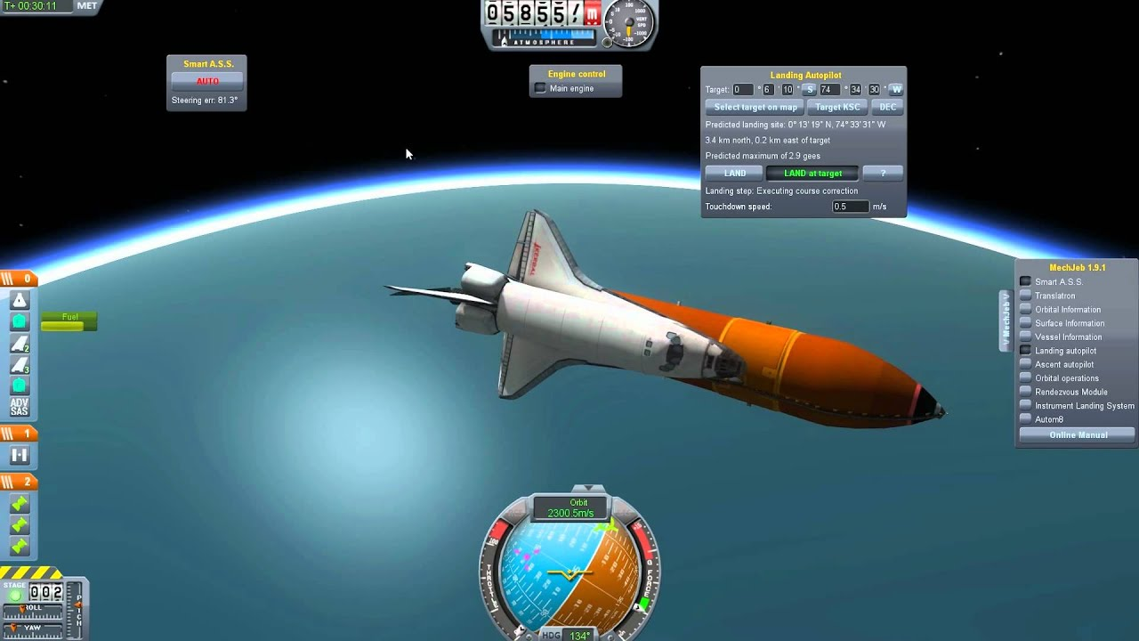 Kerbal Space Shuttle (page 2) - Pics about space