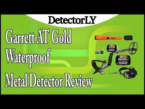 Garrett AT Gold Waterproof Metal Detector Review