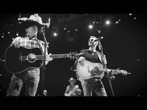 Eric Church tries to name all George Strait 60 #1's. (видео)