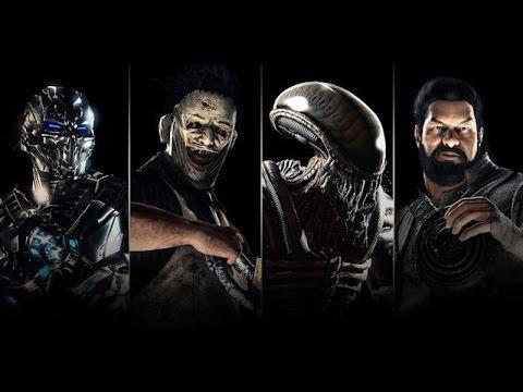 Sprawdzamy nowych wojowników i stage fatality z Mortal Kombat XL
