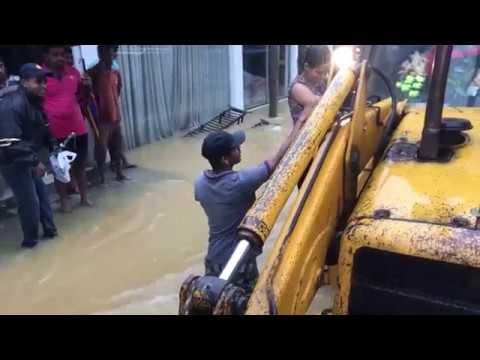 斯里蘭卡暴雨土石流 死亡人數升至164人