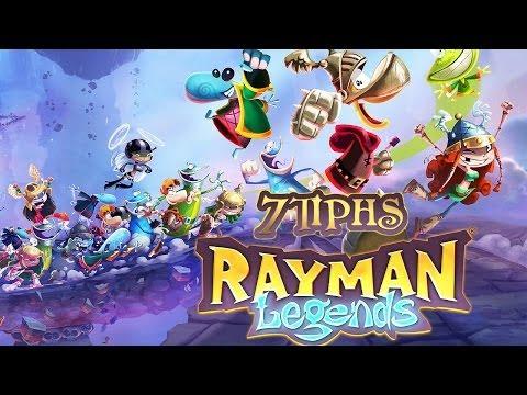 Rayman: Legends с 7Tiphs - Первый взгляд