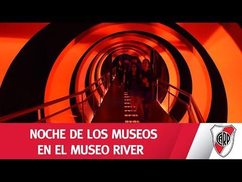 ESPECTACULAR NOCHE DE LOS MUSEOS EN EL MUSEO RIVER