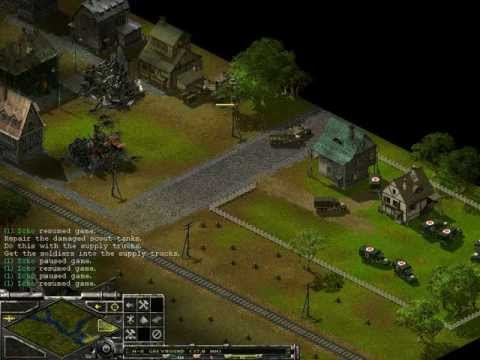 sudden strike pc game
