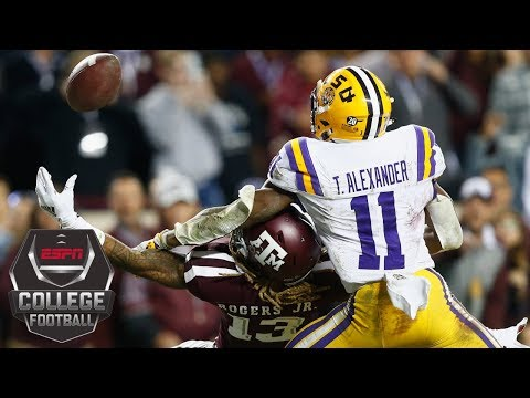 Top 10 Plays Of Week 13 | College Football Highlights