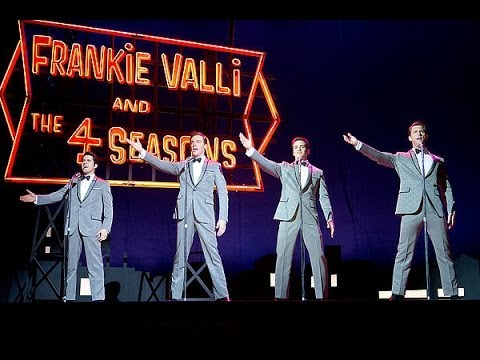 Jersey Boys (Directed by Clint Eastwood) Movie Review