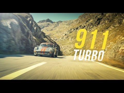 Porsche 911 Turbo (930) (видео)