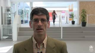 Estudia el máster de Ingeniería Industrial en la EPS de Algeciras. El Dr. Francisco Llorens, coordinador del máster, resume los aspectos más destacables del mismo.