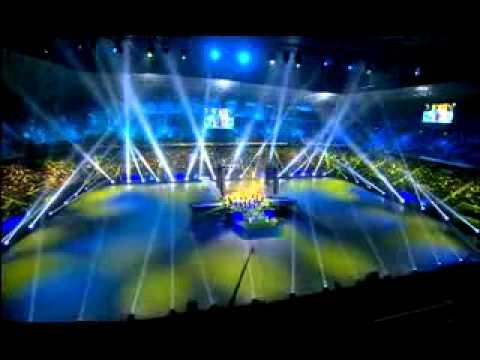 Inauguración del Lviv Arena