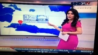 Video Cheria vasti presenter Sindo pagi #prakiraan cuaca MP3, 3GP, MP4, WEBM, AVI, FLV Desember 2017