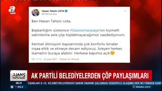 Hasan Tahsin Usta Tweet - A Haber