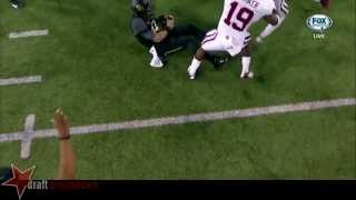 Cyril Richardson vs Oklahoma (2013)