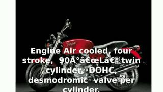 6. motosheets - Ducati GT 1000 - Walkaround, Specification