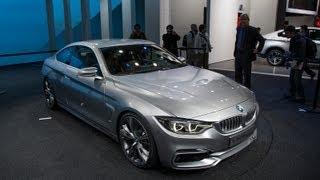 2014 BMW 4 Series Coupe -- 2013 Detroit Auto Show -- Edmunds.com