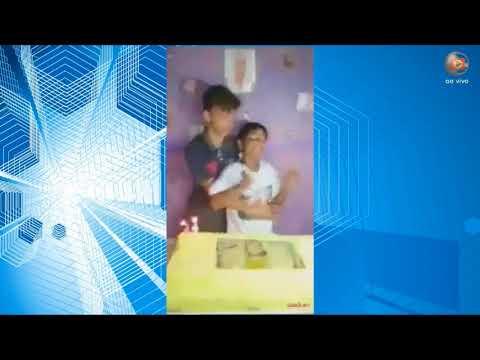 Menino de 12 Anos beija Namorado em festa com bolo da Pablo Vittar